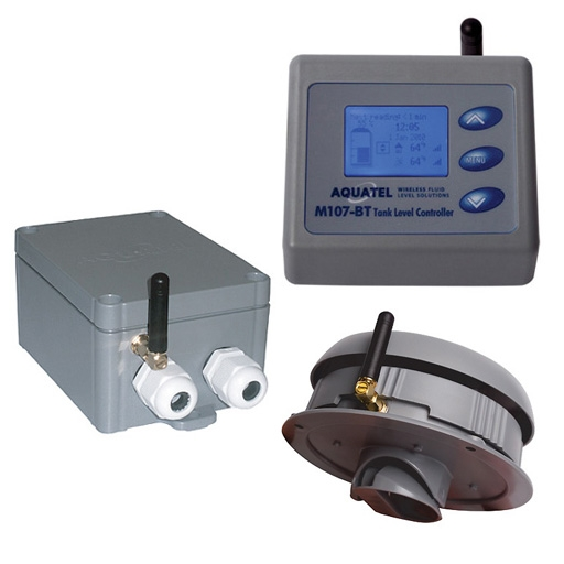 Aquatel Wireless Tank Monitor & Pump Controller with Irrigation Timer -  M107-BT **FREE FREIGHT**